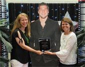 Leaders of the Night to Shine Team and Tim Tebow