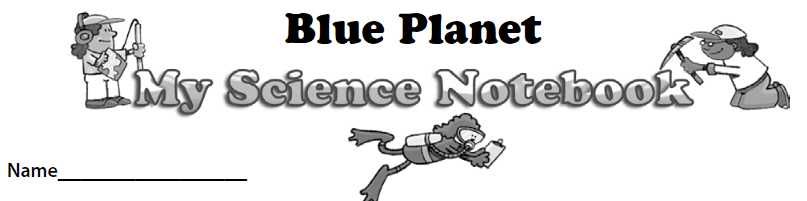 Blue Planet Student student page image
